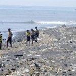 Pantai Blibis Penuh Sampah