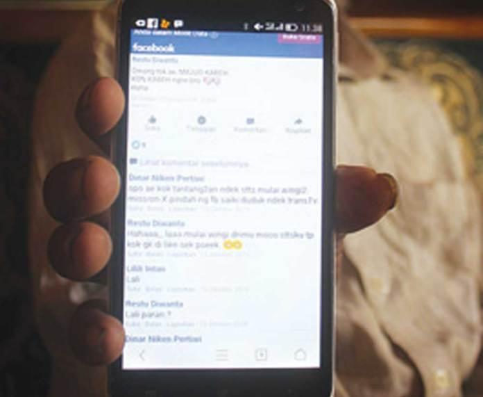 Ungkap-Kematian,-Polisi-Dalami-facebook-Restu-Wahyu-Bahtiar