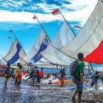 Balap Perahu Layar, BWI-Bali 14 Menit