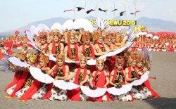 Ribuan Penari Festival Gandrung Sewu Banyuwangi Bikin 'Merinding' Ribuan Wisatawan