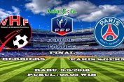 les herbiers vs paris saint germain