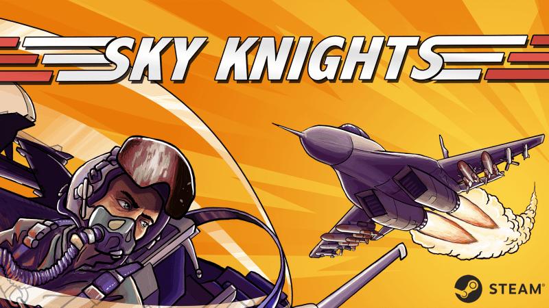 Sky Knights, Game Pesawat Tempur Bertema Militer