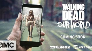The Walking Dead Luncurkan Game Berbasis AR
