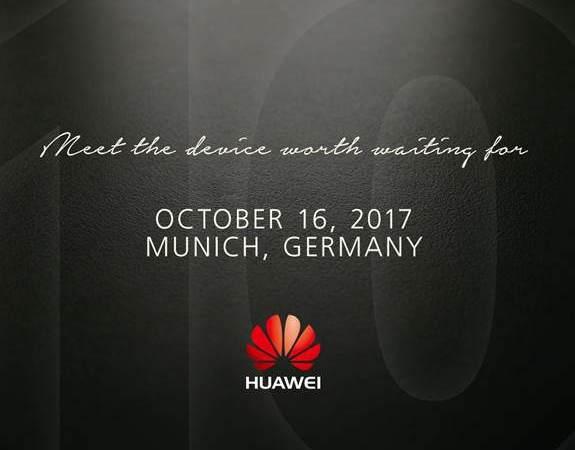 Bocoran Desain dan Harga Huawei Mate 10 dan Mate 10 Pro!