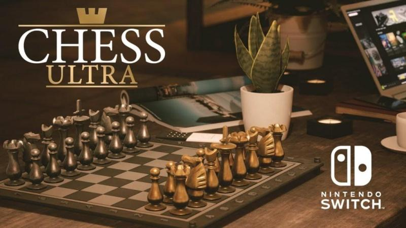Chess Ultra, Game VR Catur di Nintendo Switch