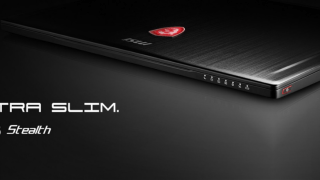 GS63 7RD Stealth; Ultrabook Gaming Stylish Terbaru MSI