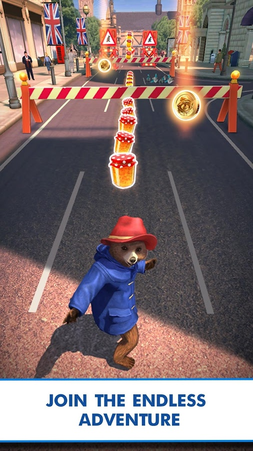 Petualangan Tiada Akhir Paddington Run Endlessly Fun Adventures