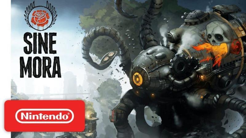 Sine Mora EX Telah Rilis di Nintendo Switch Guys!