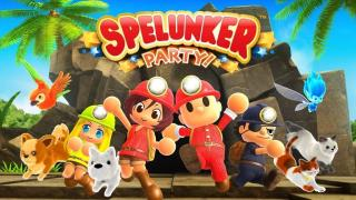 Games Spelunker Party Segera Dirilis