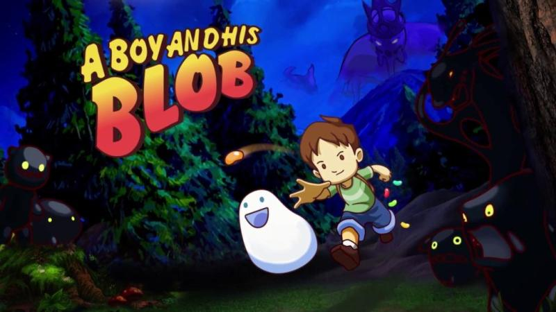 Games Mobile A Boy and His Blob Dirilis Global