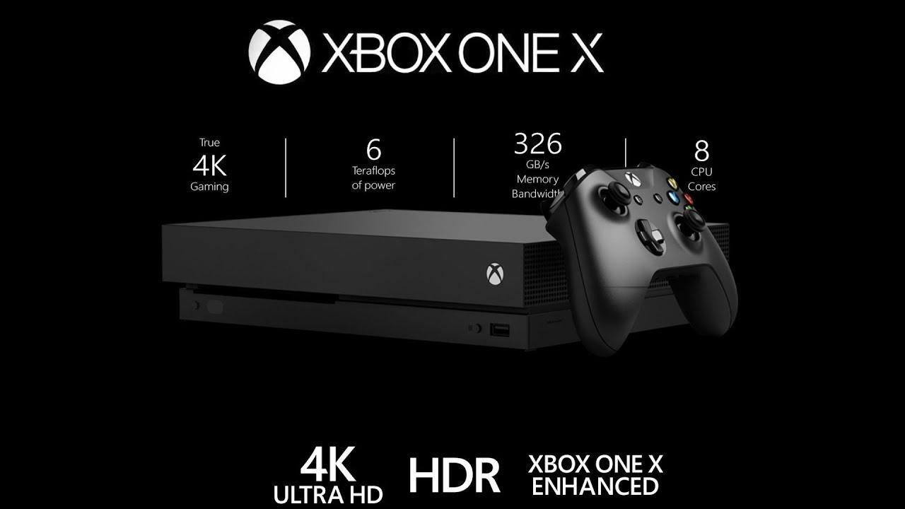 Gadget Terbaik Versi Time Xbox One X