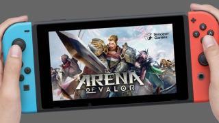 Arena of Valor Nintendo Switch Beta akan Segera Tersedia