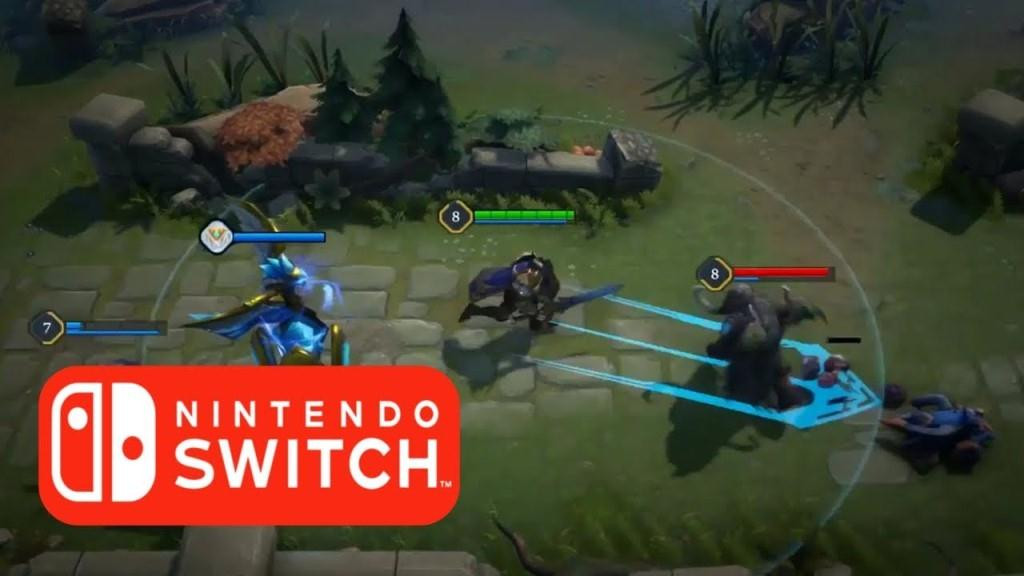 Arena of Valor Nintendo Switch