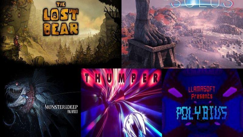 5 Game Playstation VR Terbaik di tahun 2017