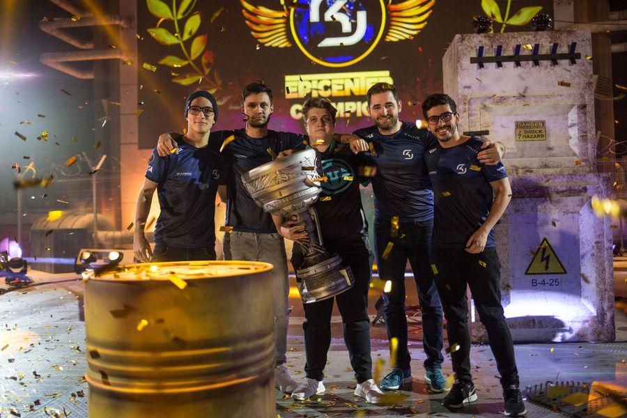 Tim CSGO Terbaik 2017 SK Gaming