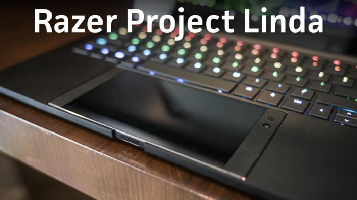 Project Linda: Mengubah Razer Phone Menjadi Laptop