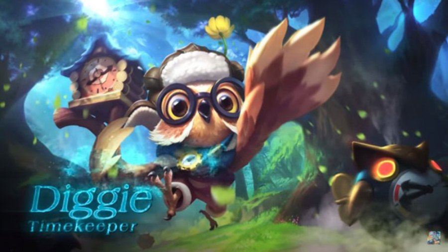 Hero Mobile Legends Wajib Banned Diggie