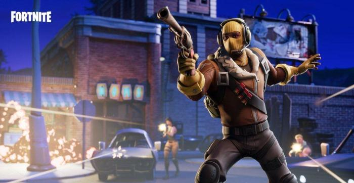 Fortnite Akan Rilis di Game Console Nintendo Switch