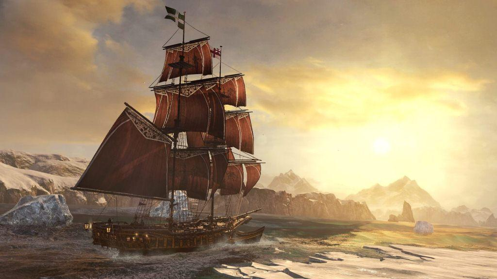 Laut Assassin's Creed Rogue Remastered