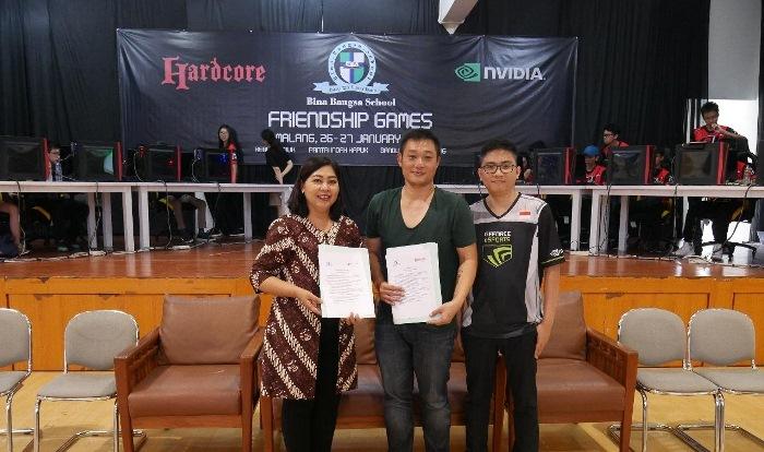 SMA Bina Bangsa: Sekolah eSports di Malang