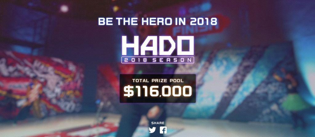 Hado World Cup 2018