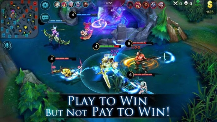 Mobile Legends Bukan Pay to Win