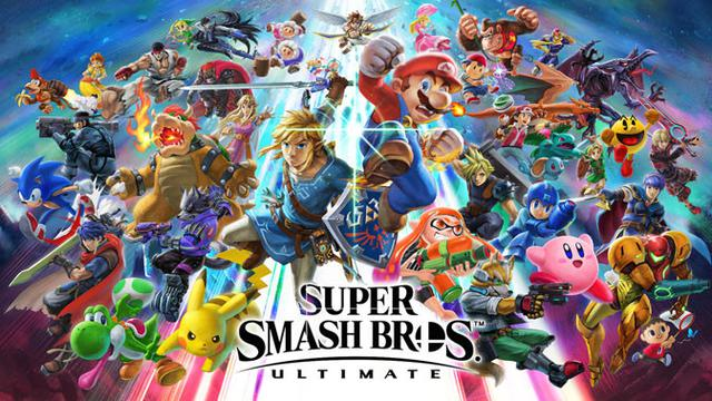 Super Smash Bros Ultimate Siap Dirilis Nintendo!