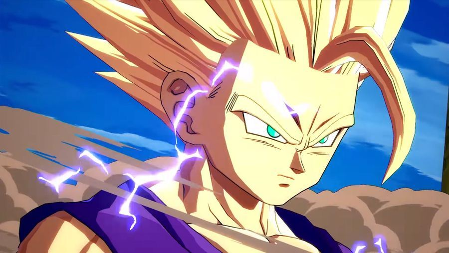 Trunks Super Saiyan