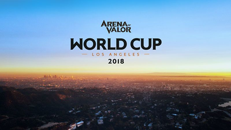 Tim Korsel Juara Arena of Valor World Cup