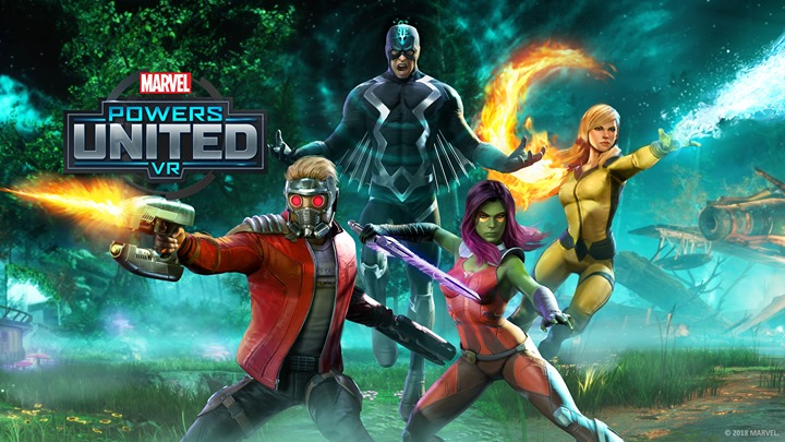 Marvel Power United, Game Marvel VR Pertama di Dunia!