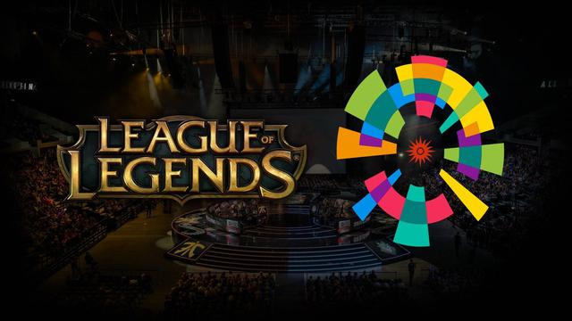 League of Legends, Game eSports Asian Games 2018