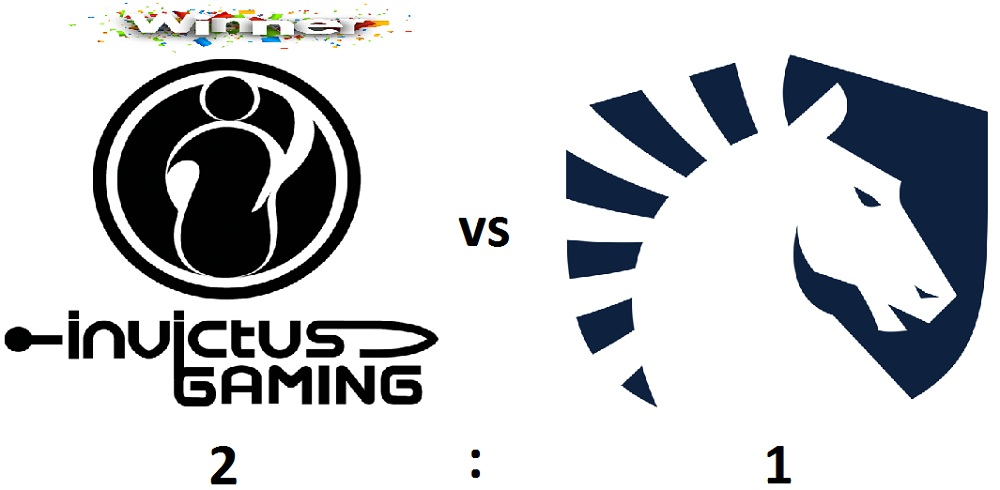 Invictus Gaming vs Team Liquid
