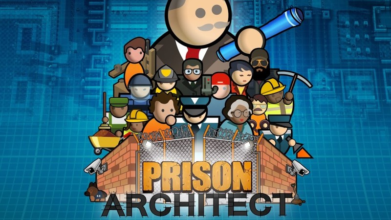 "Prison Architect, Game Strategi Bertema ""Penjara"""