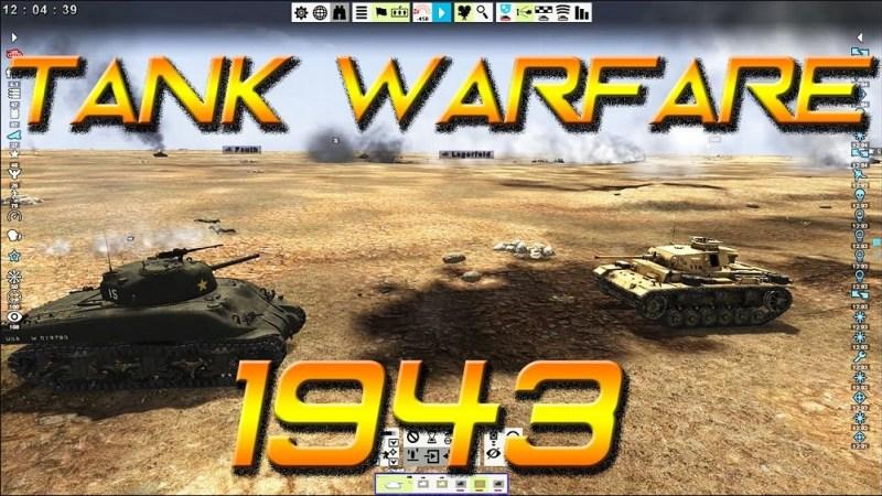 10 Tips Ampuh Bermain Tank Warfare Tunisia 1943