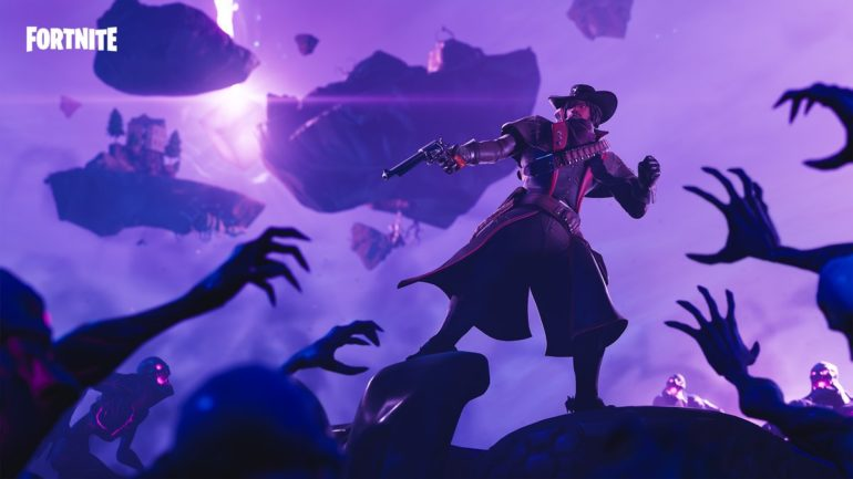 Epic Games Rilis One Time Event Fortnite