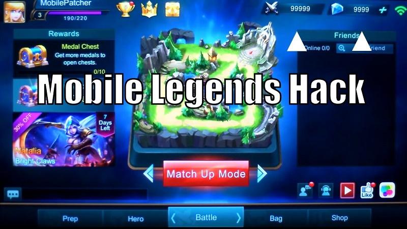 11 Cheat Mobile Legends Terbaru 2019, yang lain FAKE!