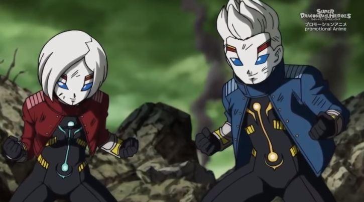 Dragon Ball Heroes Episode 7 [Review dan Sinopsis]