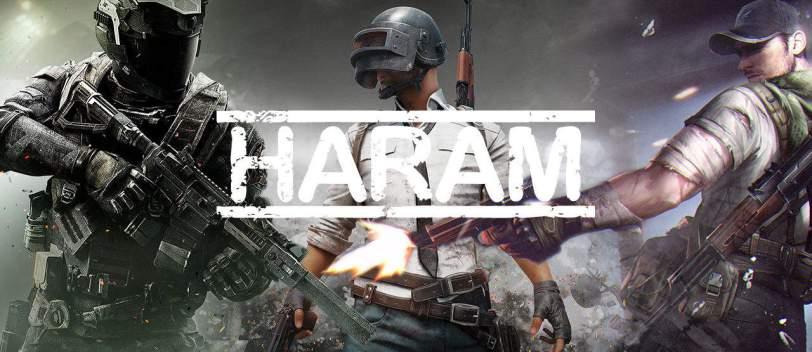 PUBG dan Free Fire Haram