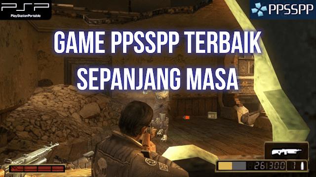 10 Kumpulan Game PPSSPP Terbaik 2019 di Android | Kabar Games