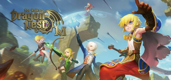 Dragon Nest M, Game MMORPG Lawas Rilis di Android!