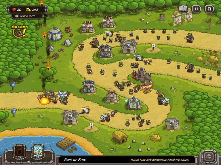game online gratis terbaik - Kingdom Rush