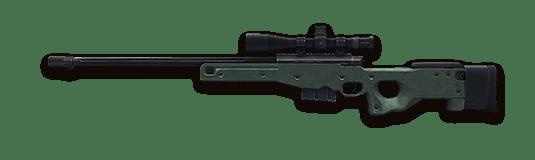 Senjata Free Fire Tersakit - AWM