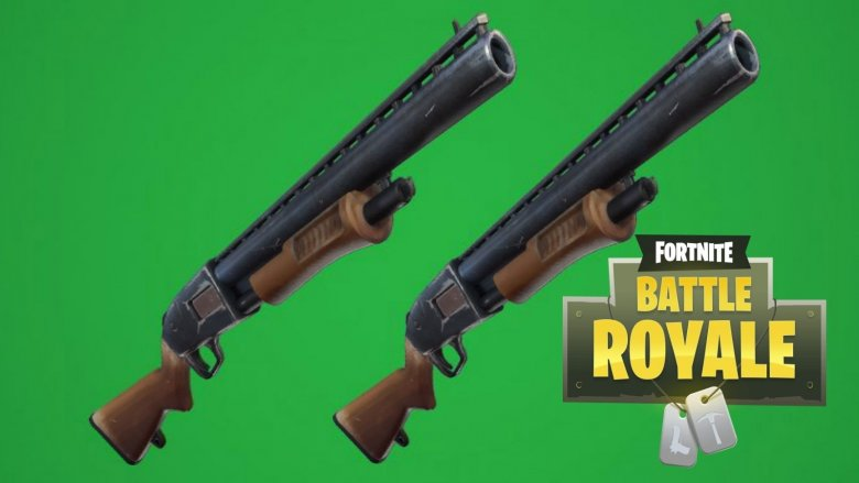 senjata fortnite tersakit Hunting Rifle