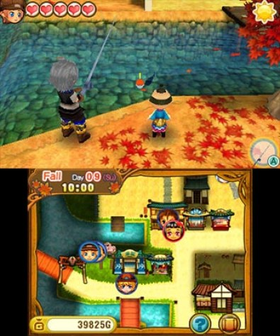 Game pertanian mirip Harvest Moon - Trio-of-Towns