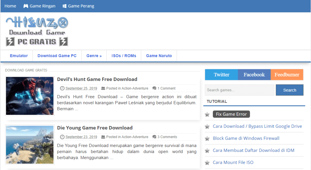 situs download game pc - Heinzo