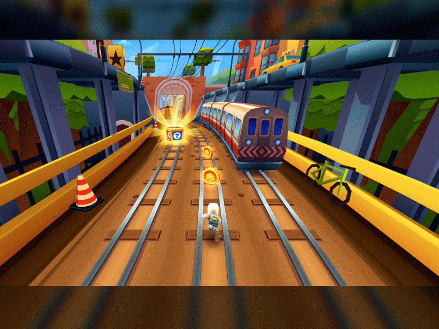 Review Game Subway Surfers