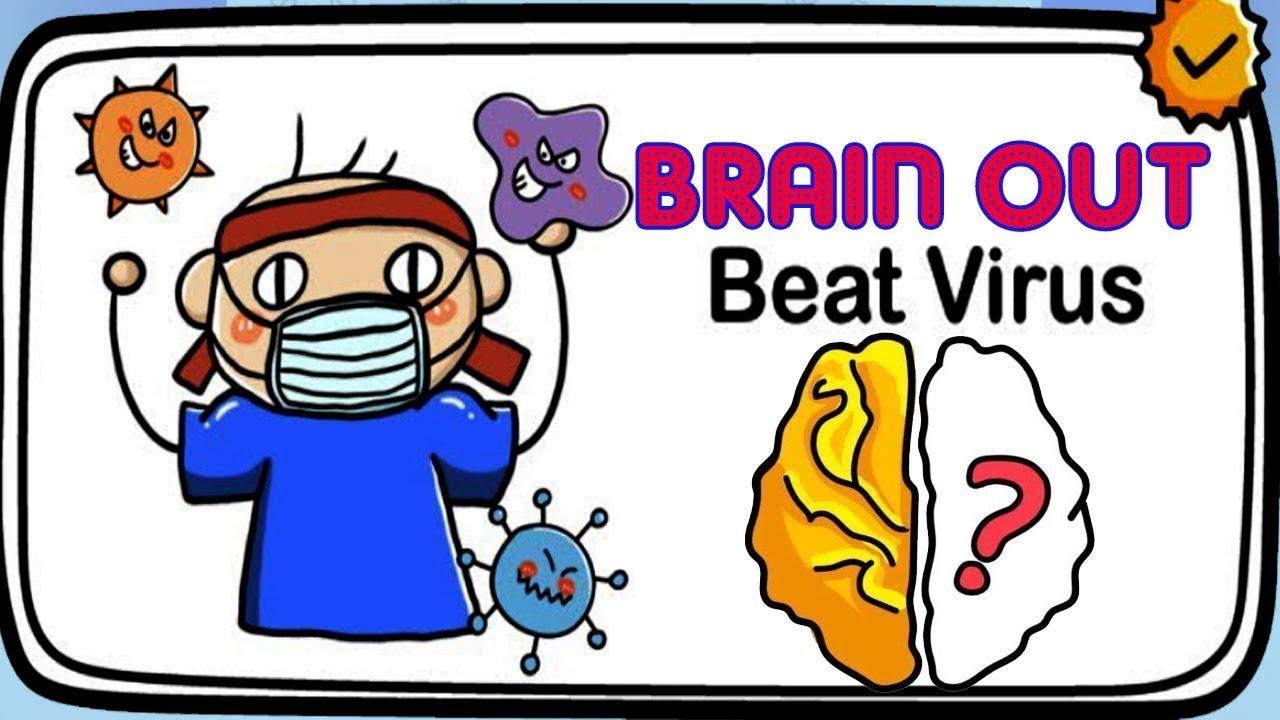 Kunci Jawaban Brain Out Kalahkan Virus Dari Level 1 10