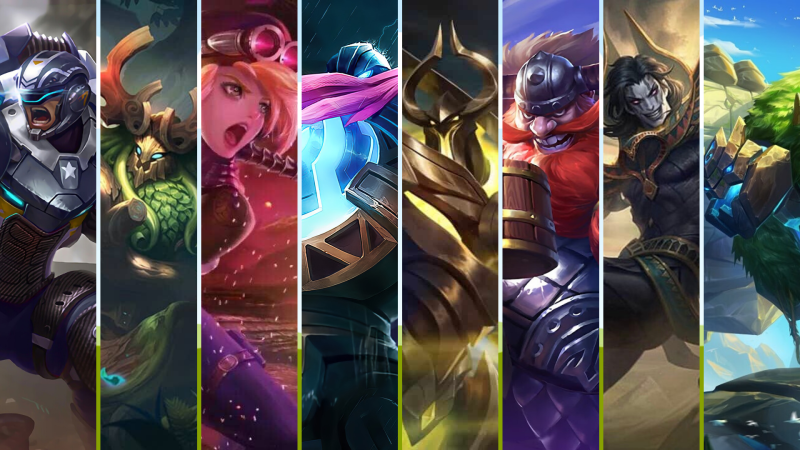 8 Hero Tank Terbaik Mobile Legends (ML) di Season 16