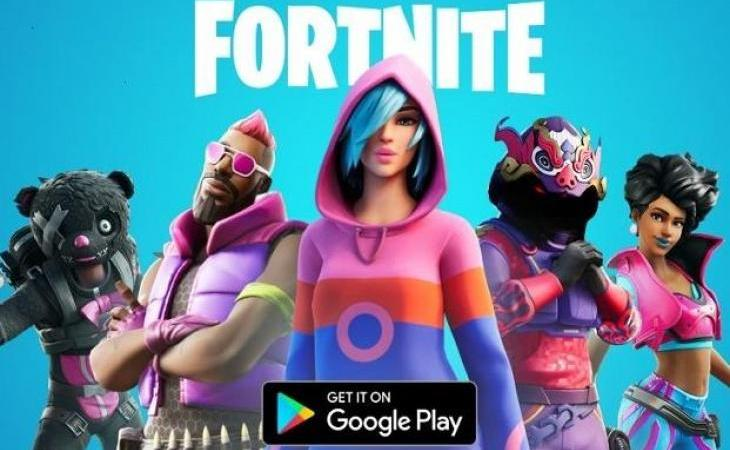 Fortnite Mobile versi Android Resmi Rilis di Google Play Store