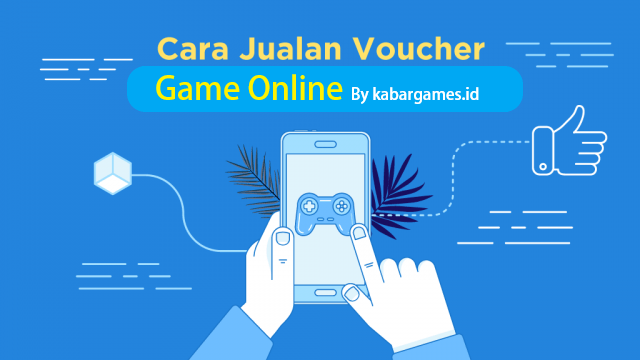 Cara Jadi Agen Voucher Game Online Jualan Top Up Diamond